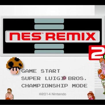 NES Remix 2 für die Wii U