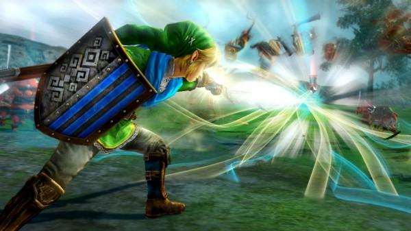 Hyrule Warriors Screenshot 2