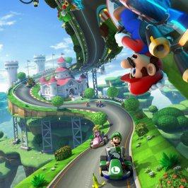 Mario Kart 8 – Neueste Screenshots und Infos