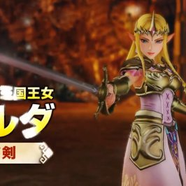 Hyrule Warriors: Zelda teilt aus!