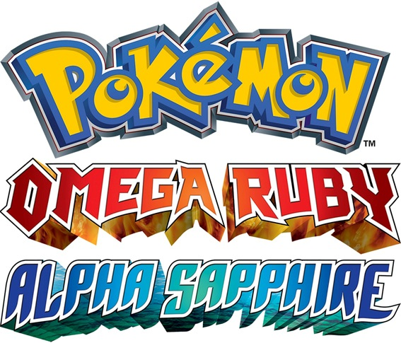 Pokemon_Omega Rubin_Alpha Saphir