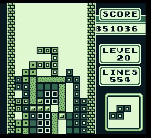 Tetris Screenshot 2
