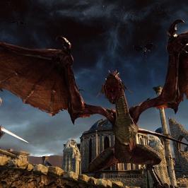 Dark Souls 2 für PS4 und Xbox One