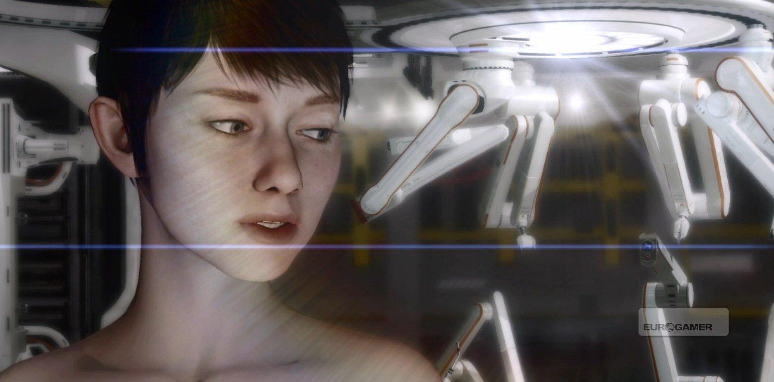 Quantic Dream - Kara