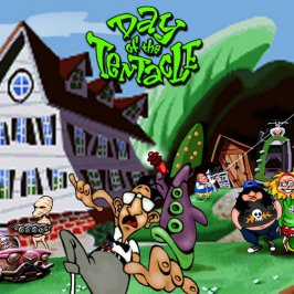 Day of the Tentacle HD-Remake
