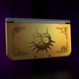 New Nintendo 3DS XL – Majora's Mask Edition