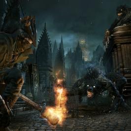 Bloodborne – 18 Minuten Gameplay!