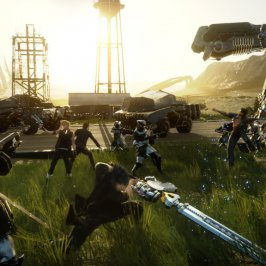 Final Fantasy XV – Demo Highlights Trailer!