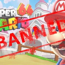 Nintendo geht gegen Super Mario 64 HD vor