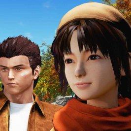 Sony E3 2015 – Shenmue 3!