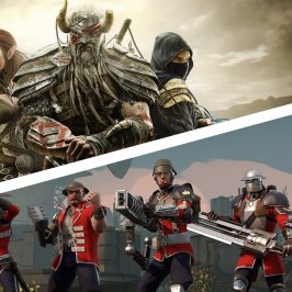 Bethesda E3 2015 – The Elder Scrolls & Battlecry!