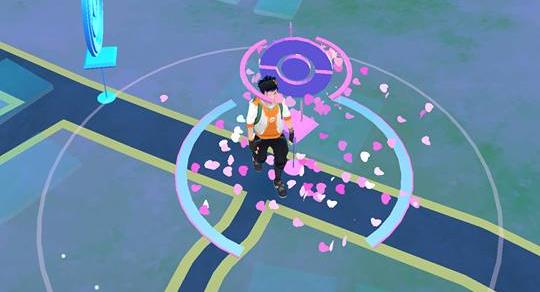 Pokémon Go aktives Lockmodul