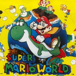 Mario World in 16 Minuten durchgespielt!