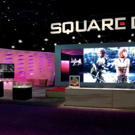 Square Enix ganz groß auf der Gamescom!