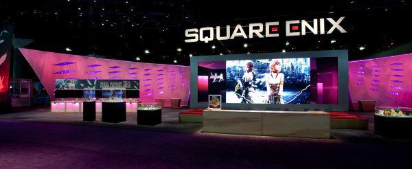 Square Enix Gamescom 2016