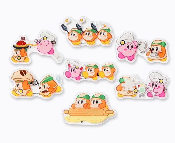 Kirby Cafe Sticker