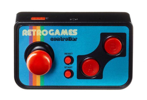 Retro Games Controller