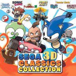 SEGA 3D Classics Collection für den 3DS!