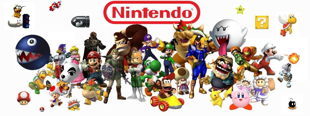 Nintendo Geburtstag
