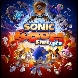 Sonic Boom: Feuer und Eis bald für 3DS!