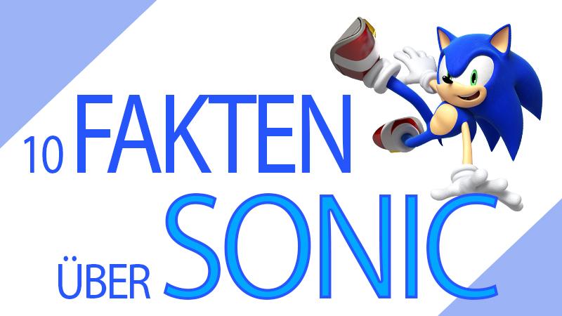 Fakten über Sonic
