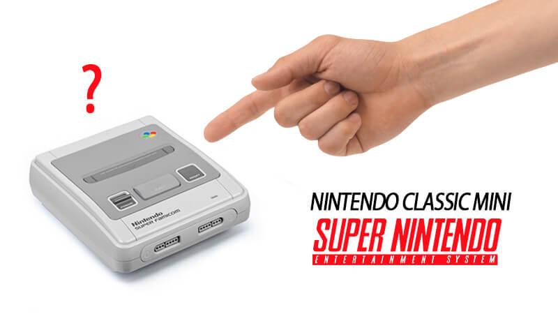 Mini SNES und Mini N64