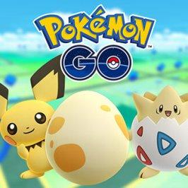Pokémon Go – Gen 2 Baby-Pokémon sind da!