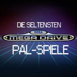 Die Top 5 der seltensten Mega Drive PAL-Spiele!
