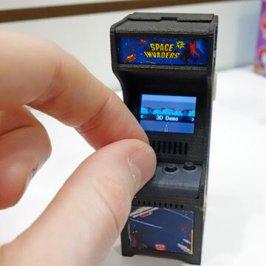 Tiny Arcade Automaten – Winzige Atari Automaten!