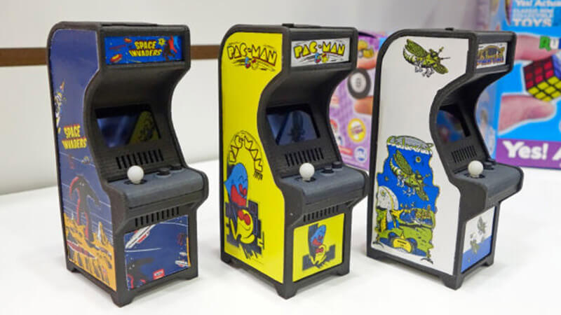 Tiny-Arcade-Automaten