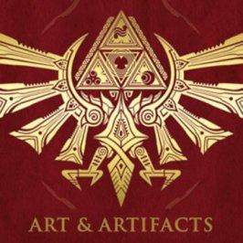 The Legend of Zelda: Art & Artifacts – Das Artbook