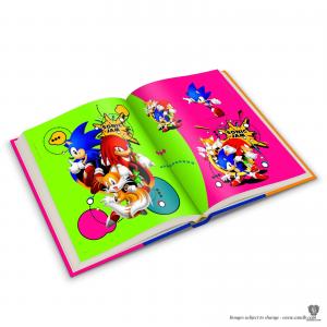 Sonic Artbook