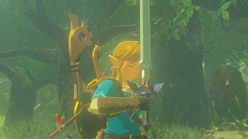 Zelda: Breath of the Wild Master-Schwert