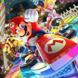 Mario Kart 8 Deluxe mit Nintendo Labo kompatibel