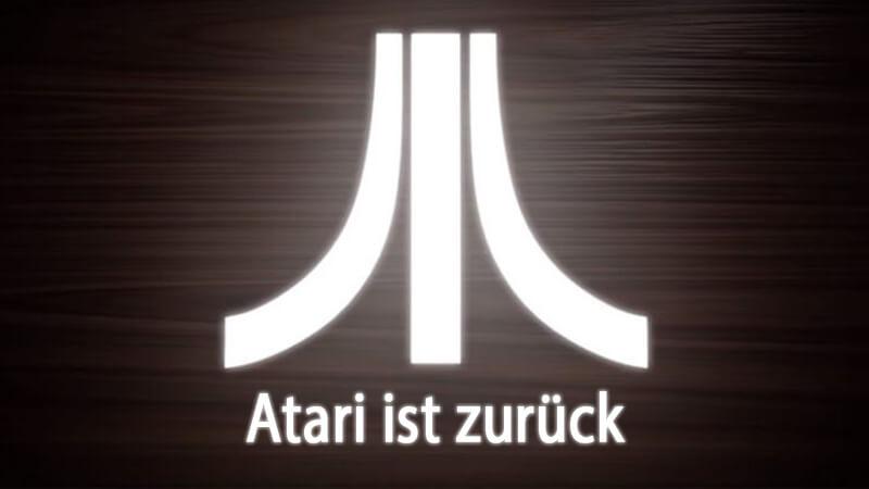 Neue Atari Konsole