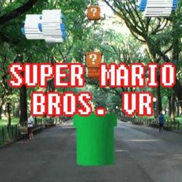Super Mario VR mit dem HoloLens von Microsoft