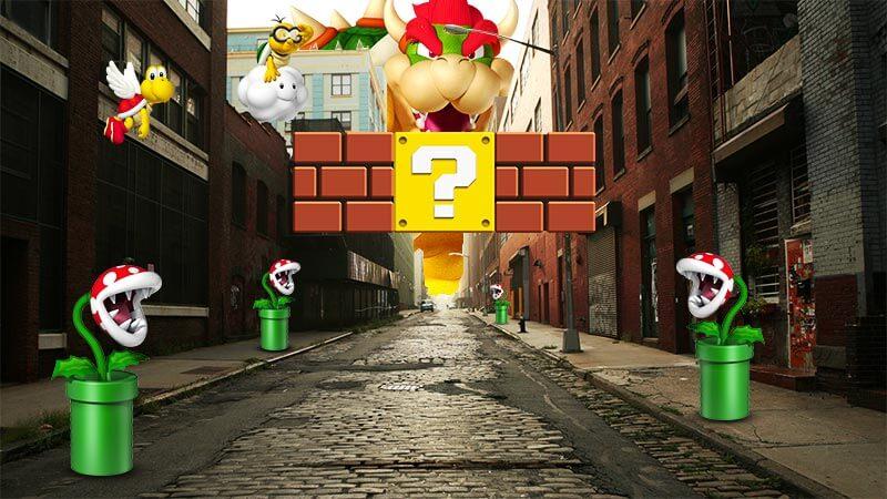 Super Mario VR