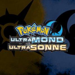 Pokémon Ultrasonne und Ultramond kommt für 3DS