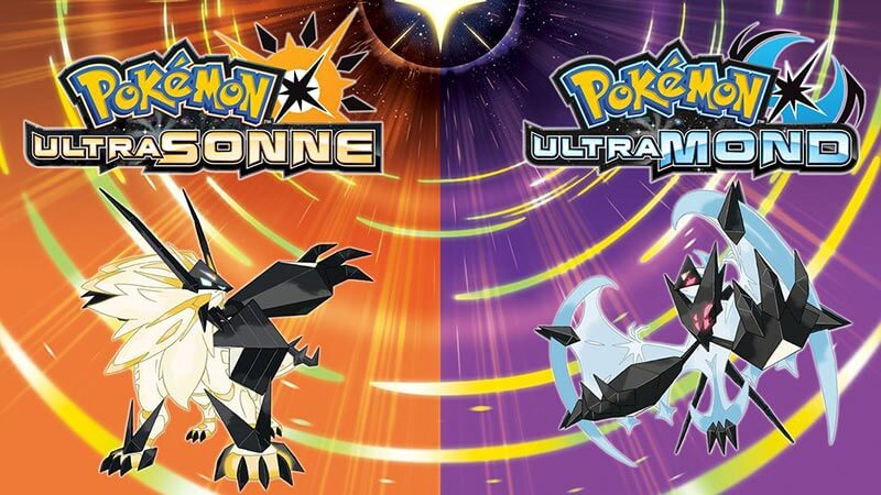 Pokémon Ultrasonne und Ultramond