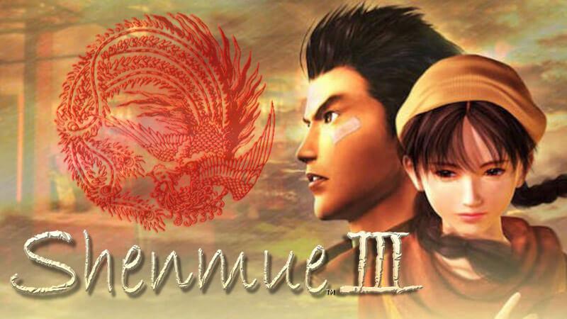 Release-Termin von Shenmue 3