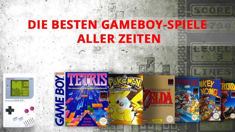 Top 10 besten GameBoy Spiele