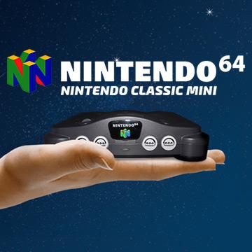 N64 Classic Mini: Kommt bald die Ankündigung?