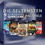 seltenste GameCube PAL-Spiele Beitragsbild