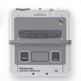 New Nintendo 3DS XL SNES Edition angekündigt