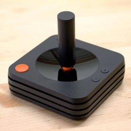Erste Bilder zum Ataribox Controller