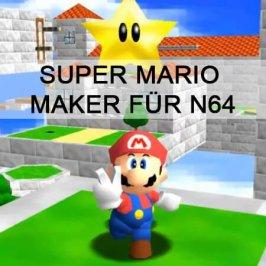 Inoffizielles Super Mario Maker für Nintendo 64!