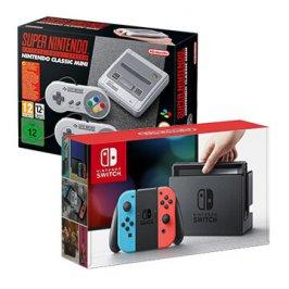 Nintendo Switch und SNES Mini zu Weihnachten!