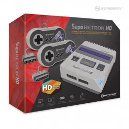 Supa Retron HD: Die moderne SNES Konsole