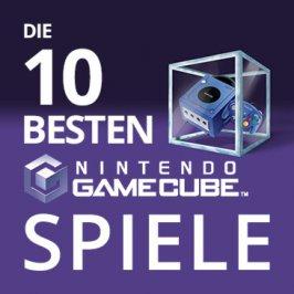 Die 10 besten GameCube Spiele aller Zeiten