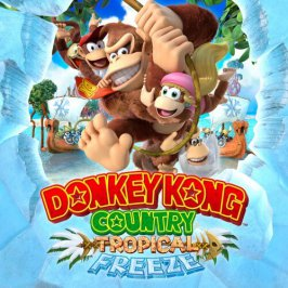 Donkey Kong Country Tropical Freeze: Neuer Trailer